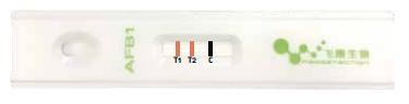 霉菌毒素快速定量检测卡